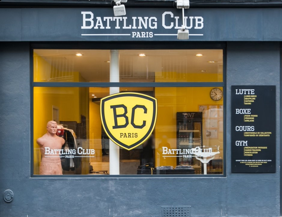 BATTLING CLUB - PARIS